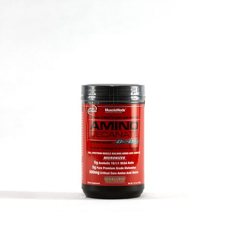 Amino Decanate Musclemeds Fruit Punch 378g